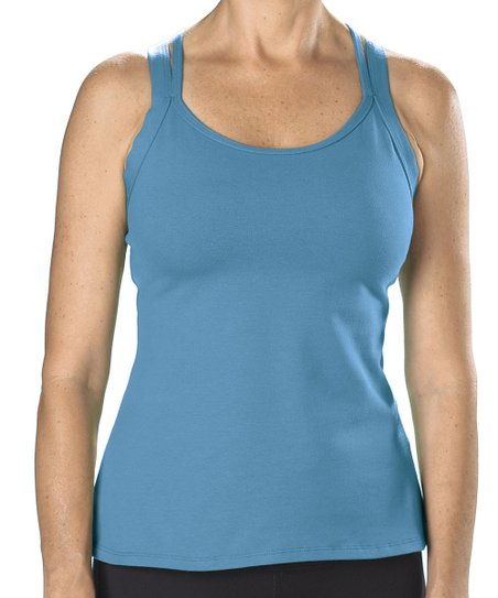 Pool Double Cross Tank - Women