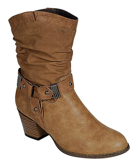 Khaki Gain Boot
