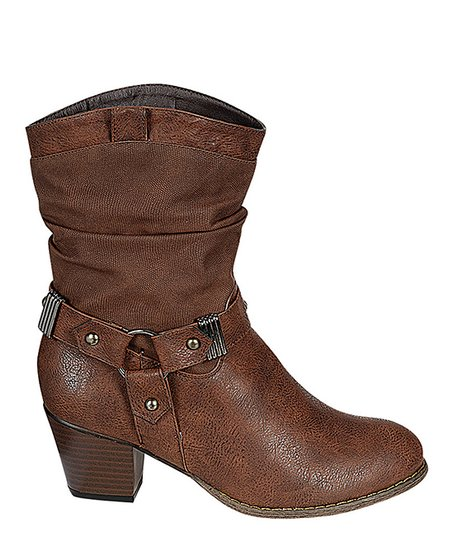 Brown Gain Boot