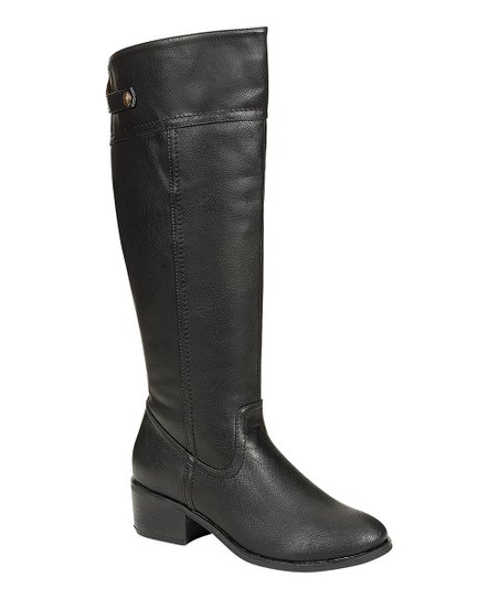 Black Harwin Boot