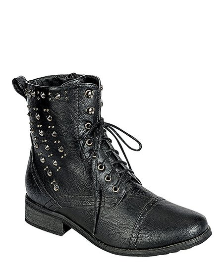 Black Alice Boot