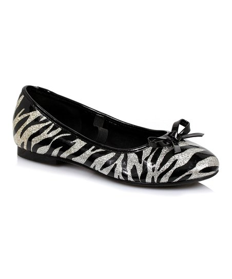 Silver Zebra Flat