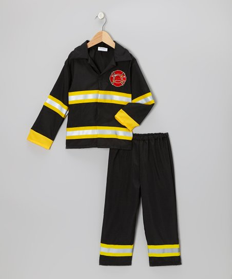 Firefighter Dress-Up Set - Toddler & Kids