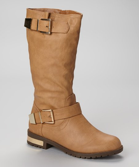 Taupe Norman Boot