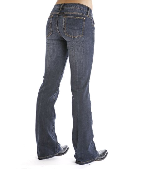 Ink Wash 816 Denim Classic Bootcut Jeans - Women & Plus