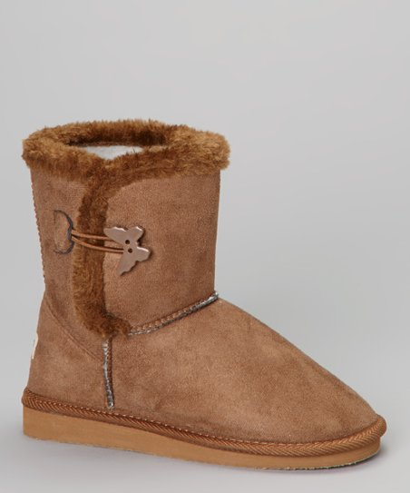 Chestnut Utha Boot