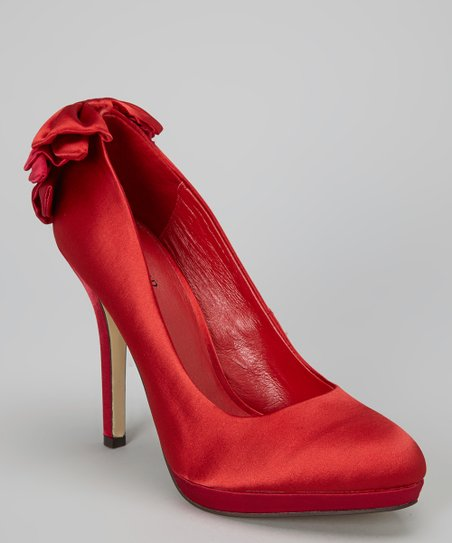 Red Drust Pump