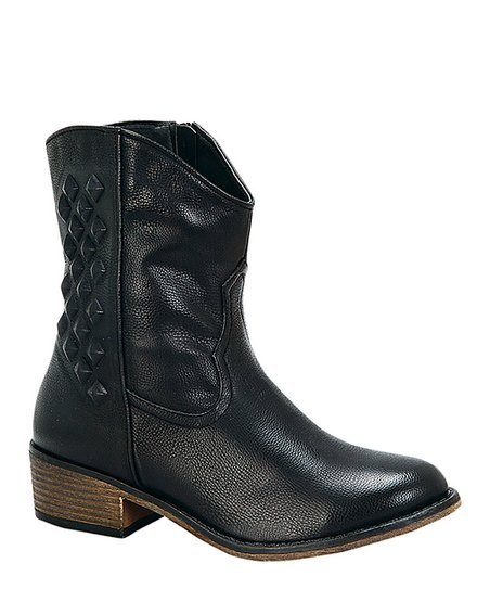 Black Yolanda Ankle Boot