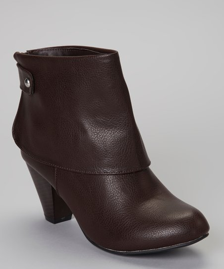Brown Kaya Boot
