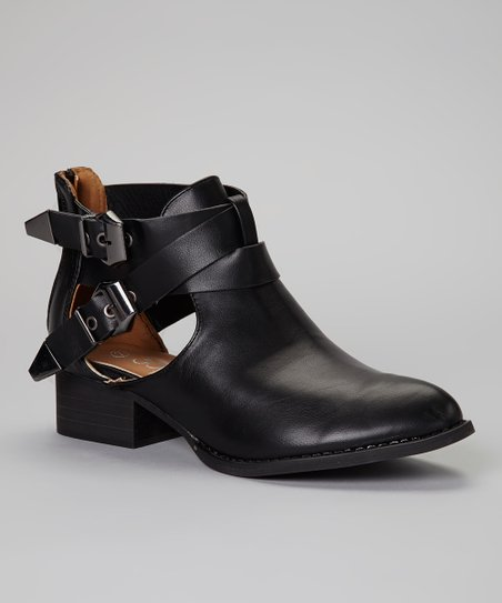 Black Steph Boot