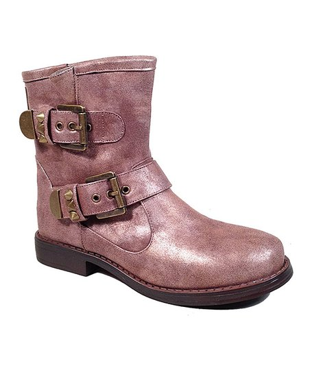 Brown Command Ankle Boot