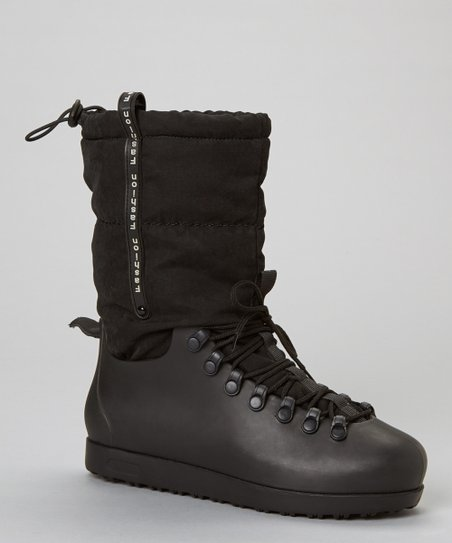 Black Skyler Boot