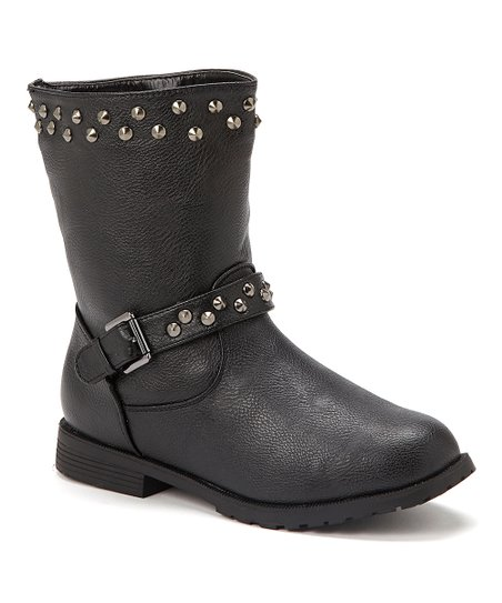 Black Dia Boot