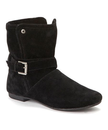 Black Dusty Boot