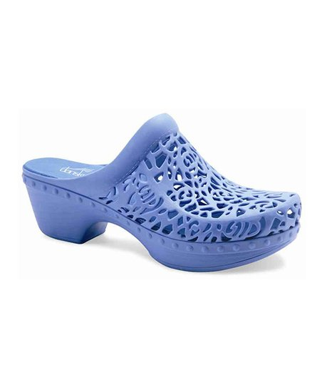 Blue Pippa Clog - Women