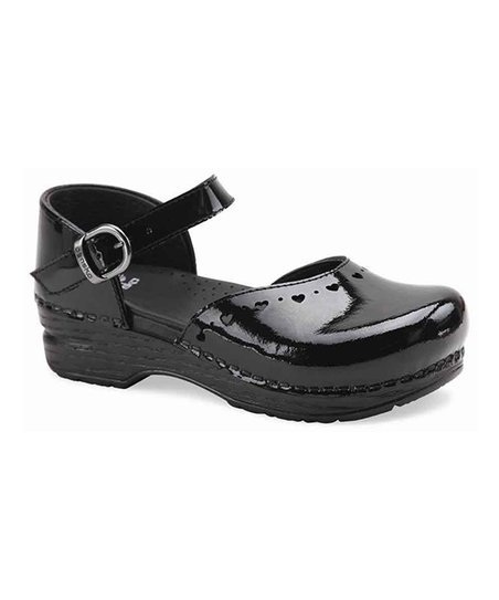 Black Patent Leather Jamie Mary Jane - Kids