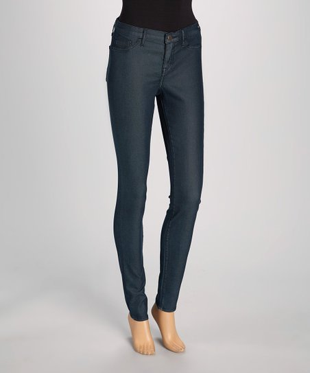 Midnight Jessica Mid-Rise Tencel Leggings