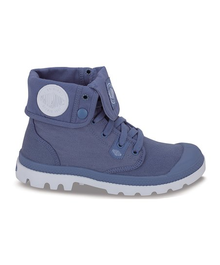 Ocean & White Baggy Lite Canvas Boot