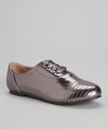 Pewter Katty Oxford
