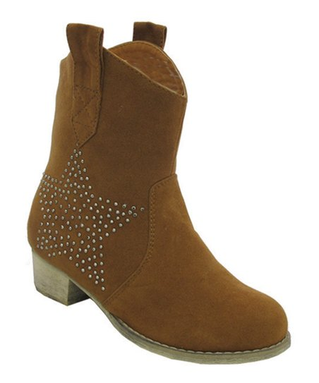 Rust Star Fabulous Cowboy Boot