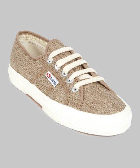 Light Brown Rafiaw Sneaker