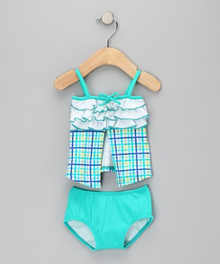 Aqua Life's a Picnic Open Tankini - Infant & Toddler