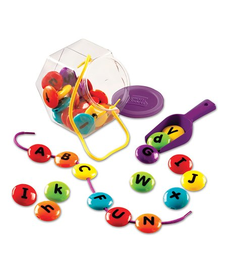 ABC Lacing Sweets Smart Snacks Set