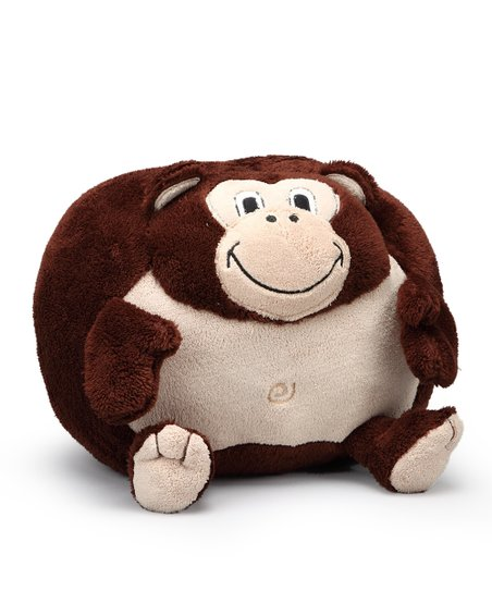Michael Monkey Cuddly Buddies Pillow