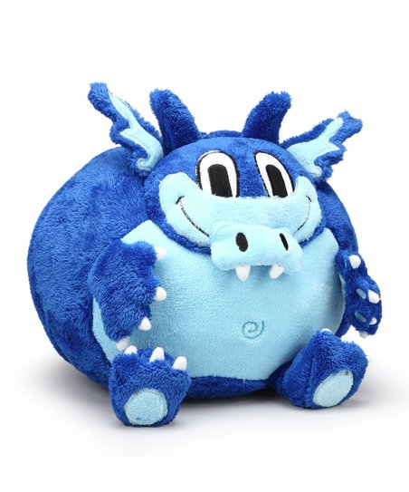 Jackson Dragon Cuddly Buddies Pillow
