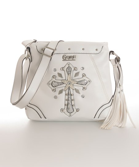 Bone Crossbody Bag