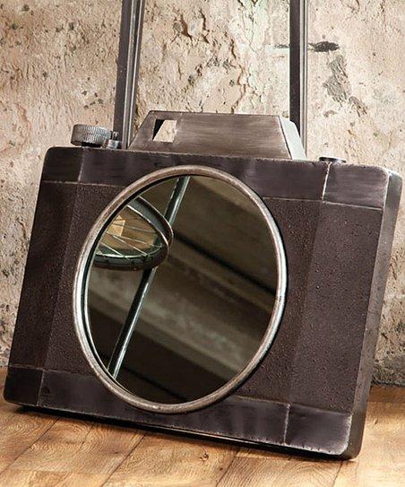 Antique Camera Wall Mirror