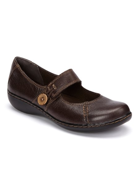 Brown Ashland Krisp Mary Jane - Women