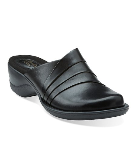 Black Azlyn Dream Mule - Women