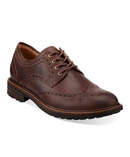 Brown Norse Wing Oxford