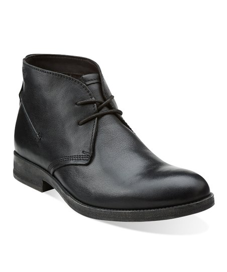 Black Goby Hi Boot - Men