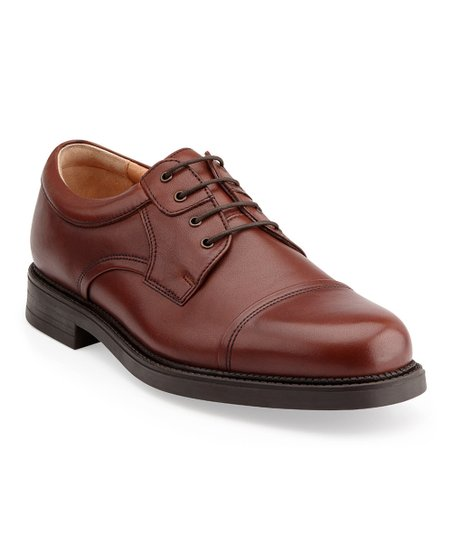 Brown Tuscana Lace-Up Shoe