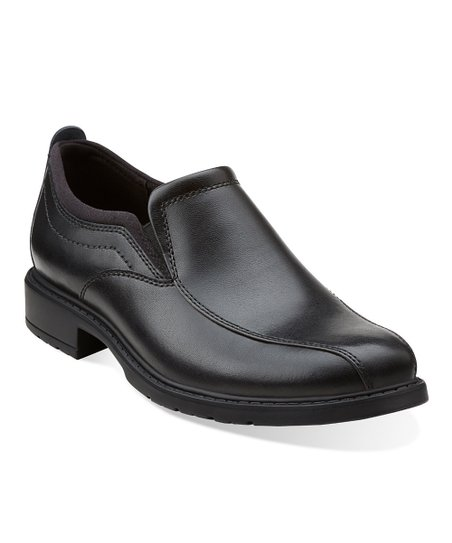 Black Grantt Allred Slip-On Shoe