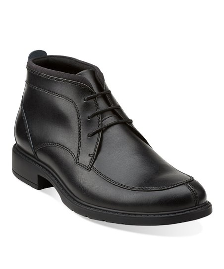 Black Grantt Pryce Boot