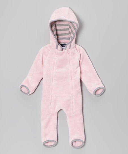 Pink Hooded Bunting - Infant