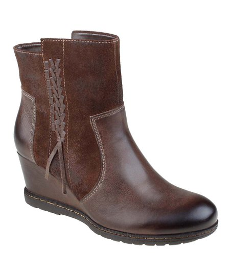 Brown Hilltopper Boot