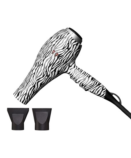 Zebra Ionic Hair Dryer