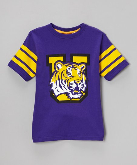 LSU Tigers Short-Sleeve Tee - Boys