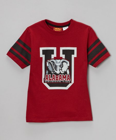 Alabama Crimson Tide Short-Sleeve Tee - Boys