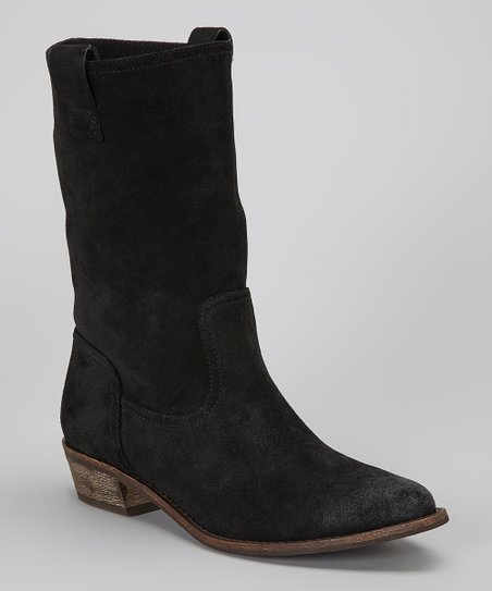 Black Pueblo Boot