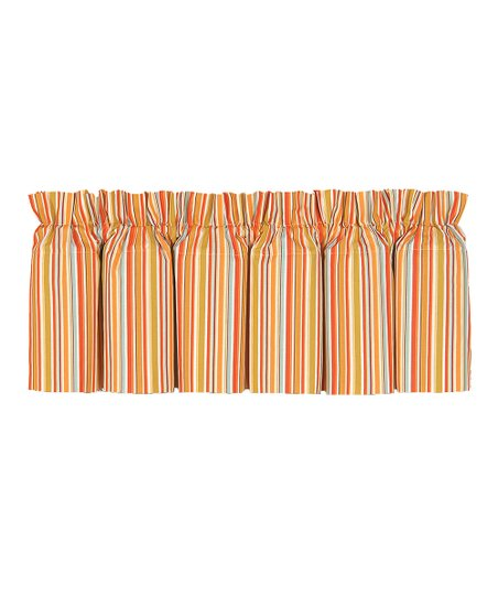 Giselle Striped Valance