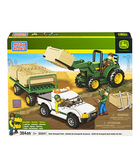 Bale Transport Unit Block Set