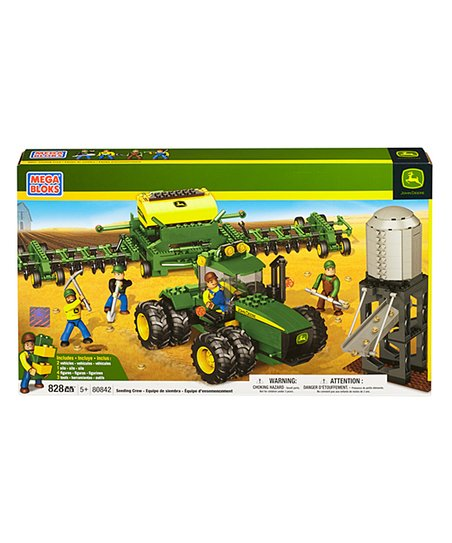 Seeding Crew Block Set