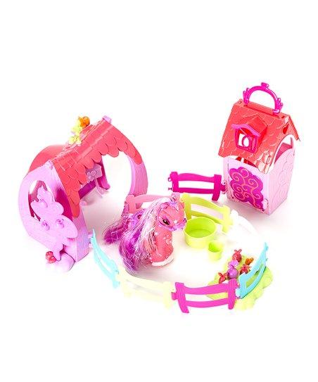 Garden Pony Corral Set