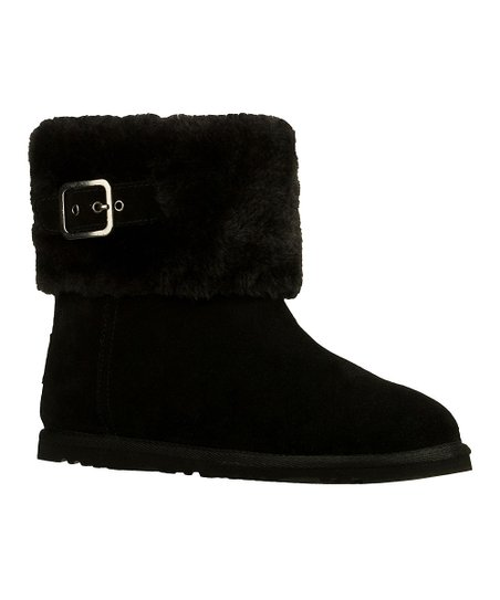 Black Skyward Star Shooter Boot