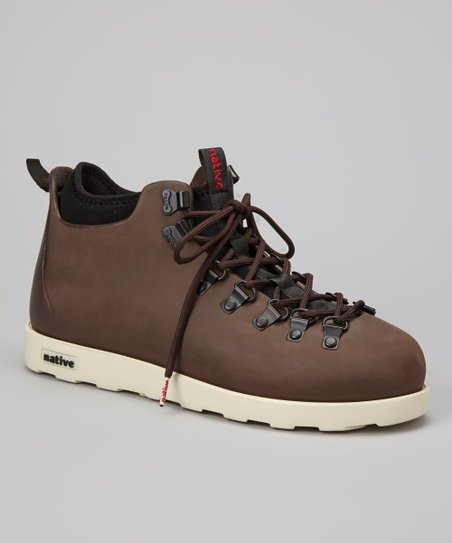 Beaver Brown Fitzsimmons All-Terrain Shoe